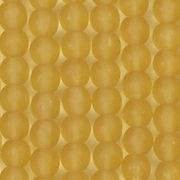 4mm Topaz Matte Round Beads [100]