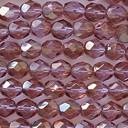 6mm Alexandrite Celsian Faceted Beads [50]