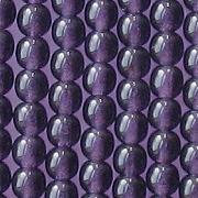 4mm Tanzanite Purple Round Beads [100]